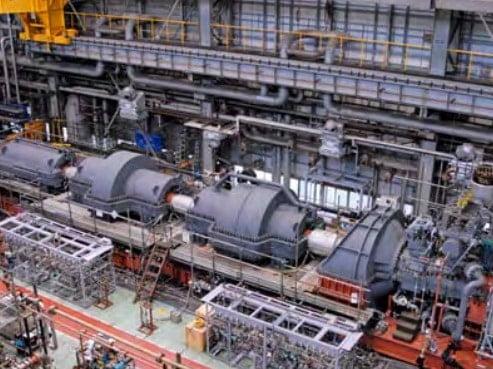 Giới thiệu tập đoàn EBARA CORPORATION và máy bơm EBARA PUMPS - 1