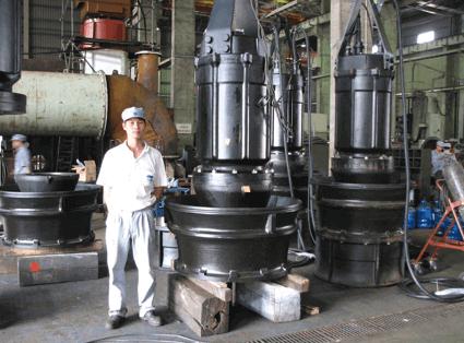 Giới thiệu tập đoàn EBARA CORPORATION và máy bơm EBARA PUMPS - 2