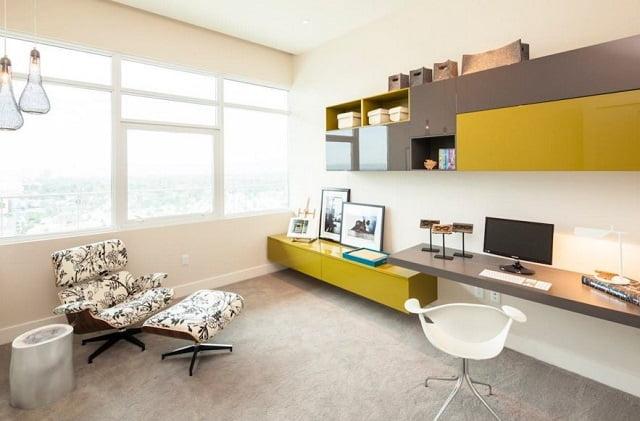 Không gian làm việc mơ ước của mọi nhân viên - Khu vực văn phòng để đọc sách