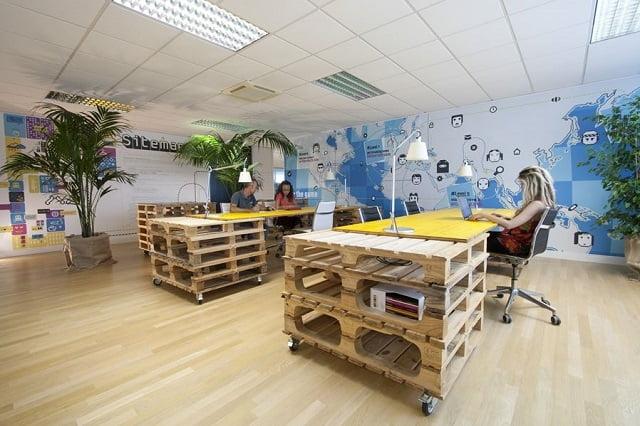 Không gian làm việc mơ ước của mọi nhân viên - Tính bền vững