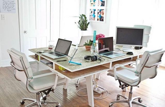 Không gian làm việc mơ ước của mọi nhân viên - Đồ nội thất thông minh cho văn phòng hiện đại